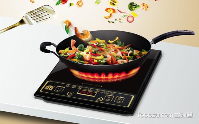 电磁炉不加热的原因之炒菜