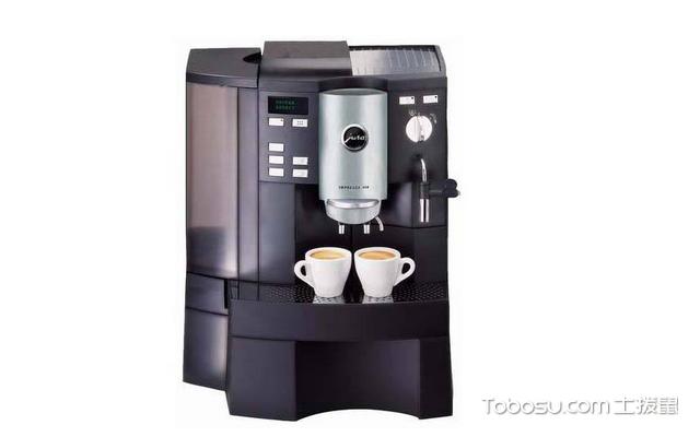 咖啡机的种类之全自动