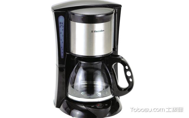 咖啡机的种类之滴漏式
