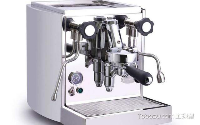 咖啡机的种类之高压式