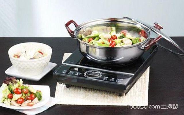 电磁炉怎么清洗之炒菜