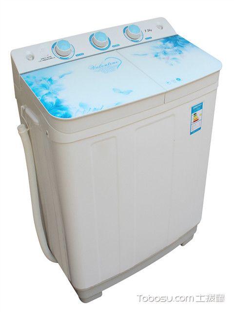 什么是半自动洗衣机之洗衣机