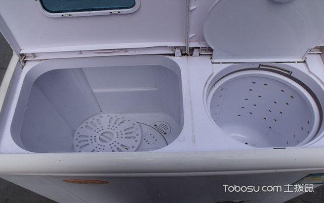 什么是半自动洗衣机之双桶