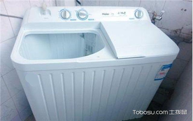 什么是半自动洗衣机之半自动洗衣机