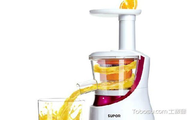 榨汁机和原汁机的区别原汁机