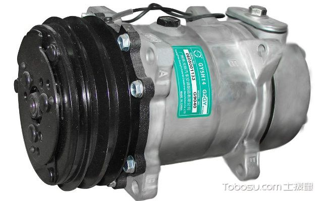 空调压缩机的分类之往复活塞式压缩机