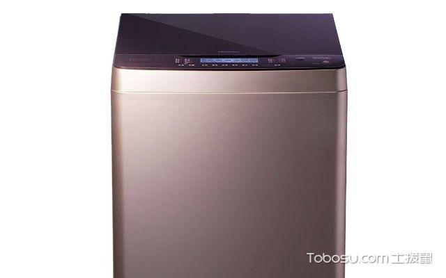 全自动洗衣机怎么用放入衣物