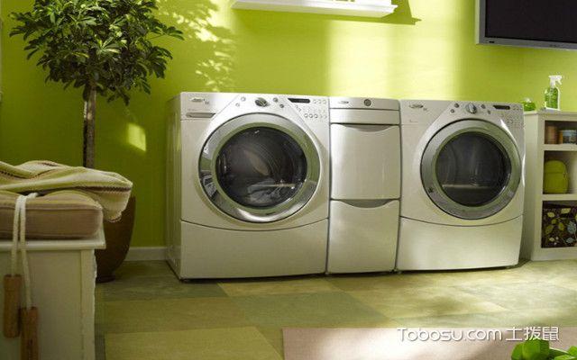 滚筒洗衣机十大排名之洗衣机