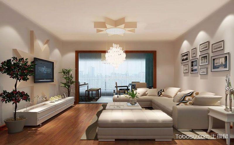 小户型客厅沙发摆放图,不容忽视的装修细节