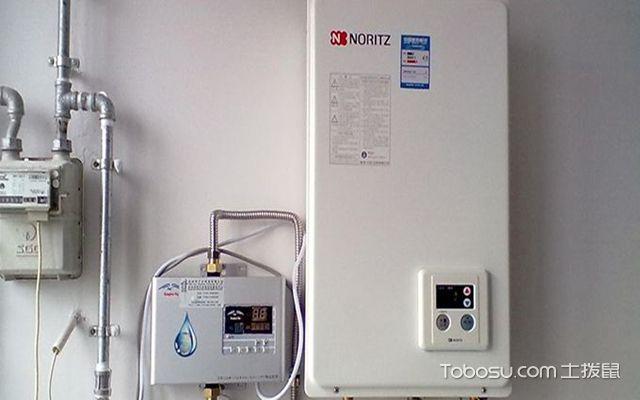 电热水器和燃气热水器哪个好之燃气热水器