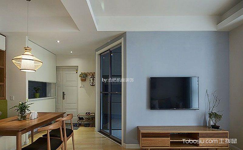 简约风格客厅墙漆什么颜色好?简单点会更美