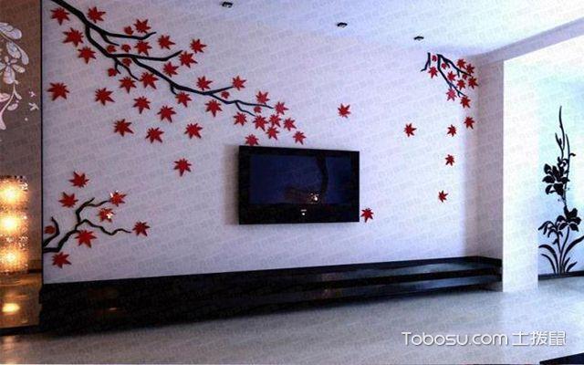 背景墙装修材料