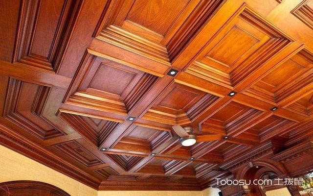 实木吊顶设计