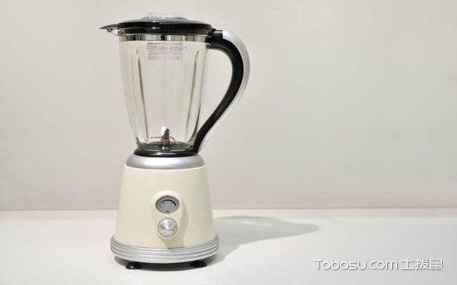 榨汁机和豆浆机的区别之榨汁机