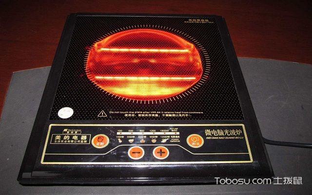 光波炉有辐射吗之原理