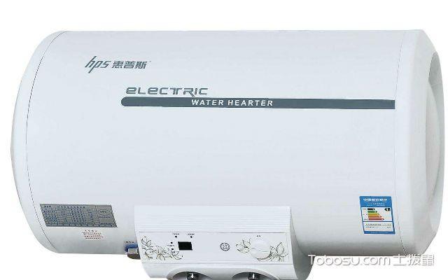 储水式电热水器安装方法钻孔
