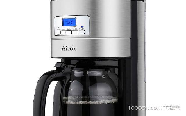 咖啡机常见尺寸没有统一尺寸