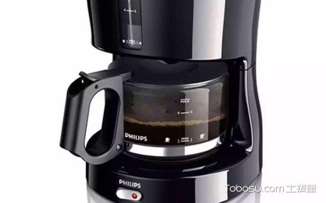 咖啡机常见尺寸种类