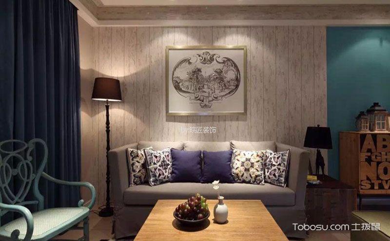 小空间客厅沙发摆放图,你会这样摆放吗