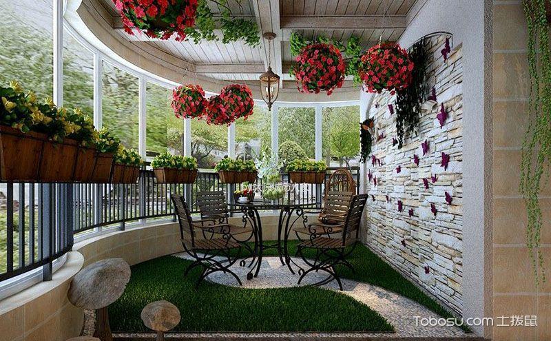 20平米小庭院设计实景图,这样设计才有情调