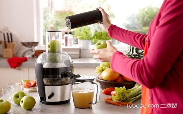 原汁机可以榨豆浆吗之使用