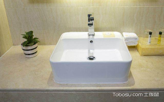 洗手台怎么安装之深度