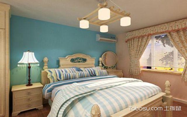 卧室床如何摆放之横梁