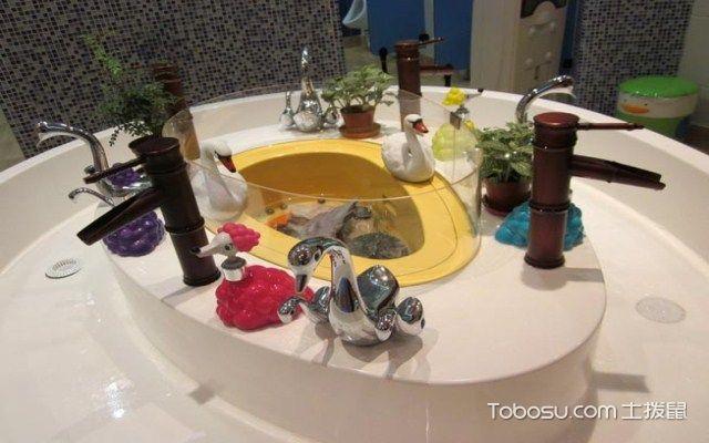 儿童洗手台高度之常用高度