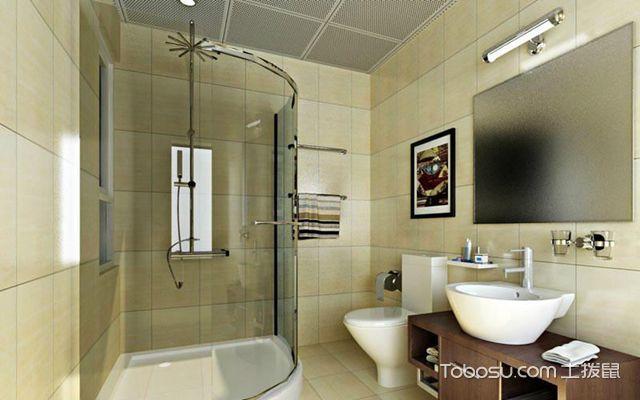 卫生间干湿分离怎么设计之淋浴房