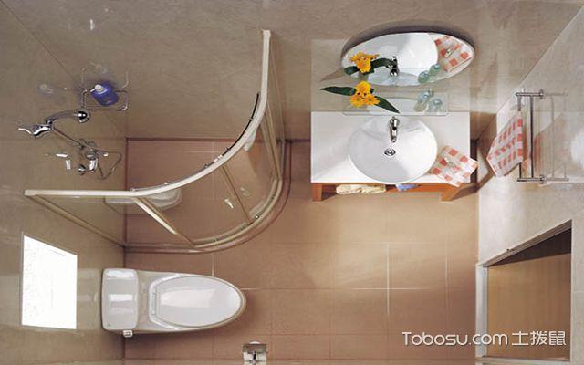 整体浴室尺寸之 样式