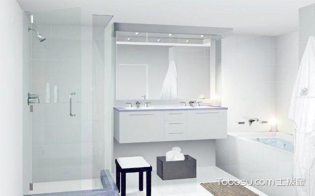 卫生间干湿分离优缺点之清洁方便