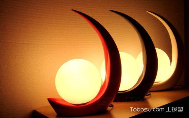 床头灯怎么选购之装饰灯
