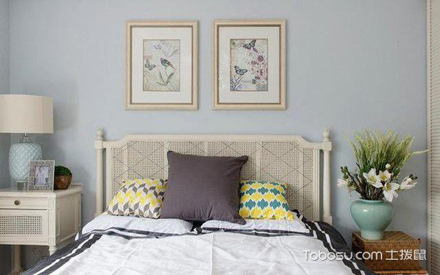 卧室床头挂什么画之现代
