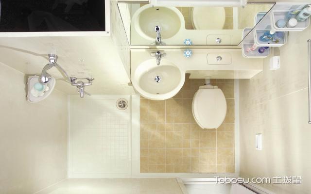 整体浴室安装步骤之浴盆