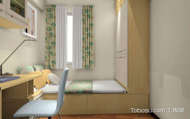 榻榻米和床哪个更实用之省空间