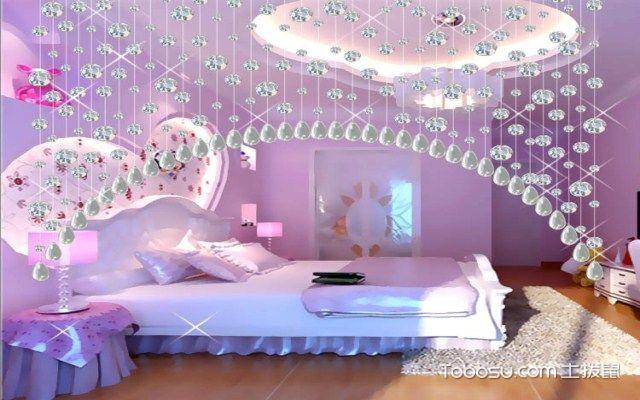 卧室门帘风水