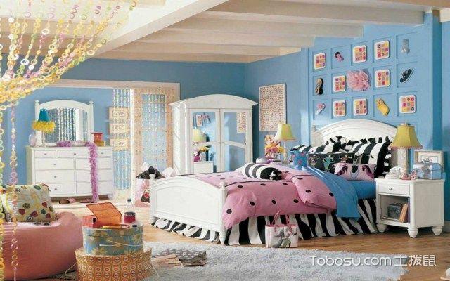 卧室门帘风水之颜色讲究