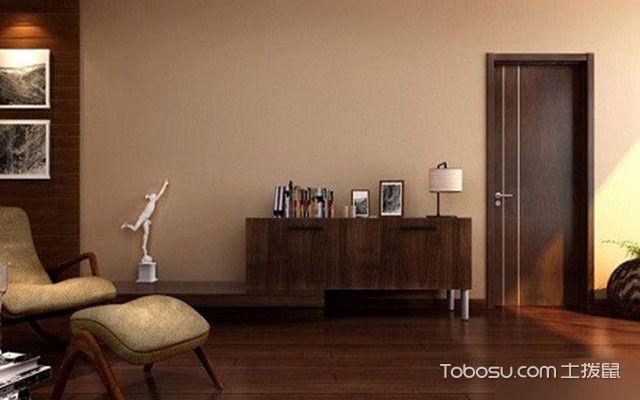 卧室门颜色如何搭配之地面颜色