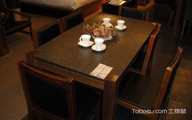 火烧石餐桌的优缺点之餐桌