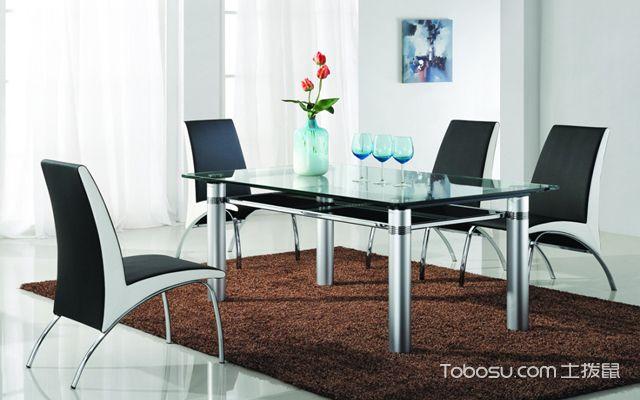如何选购餐桌之餐桌形状