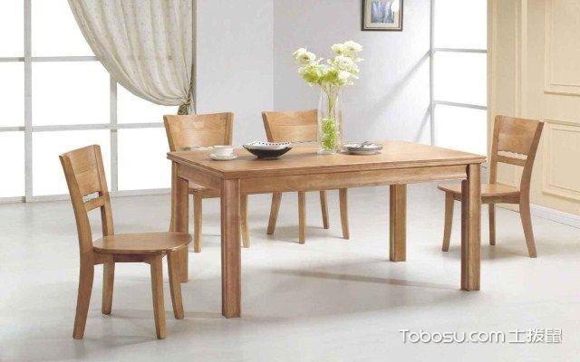 实木餐桌如何保养之轻抬轻放