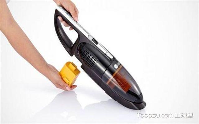 手持吸尘器怎么样之用途