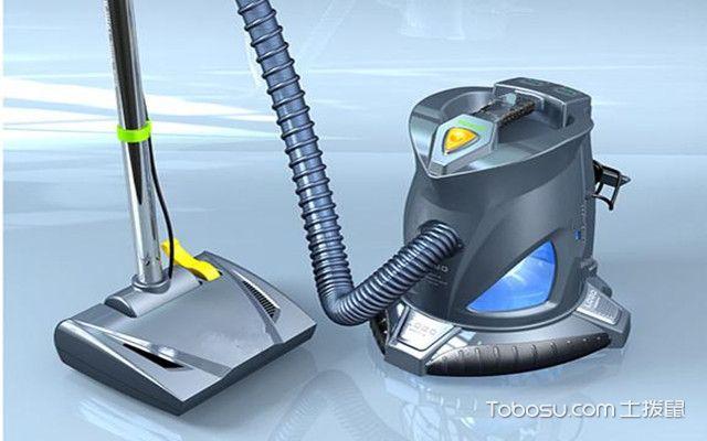 吸尘器怎么使用之三