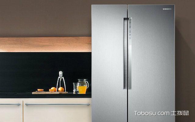 双开门冰箱尺寸没有标准