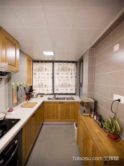 厨房装修案例