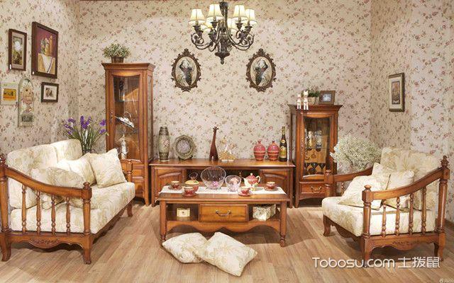 英式风格家具特点之造型