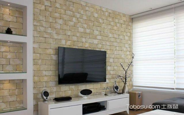 电视机挂墙安装方法钻孔