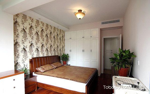 广州90平米房卧室装修