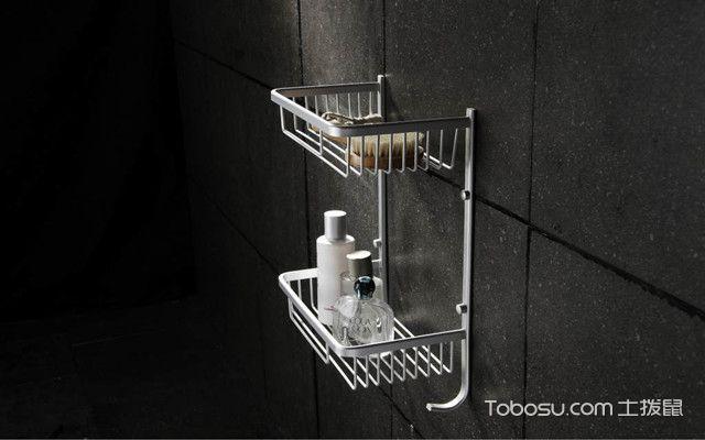 浴室置物架太空铝好还是不锈钢好之二