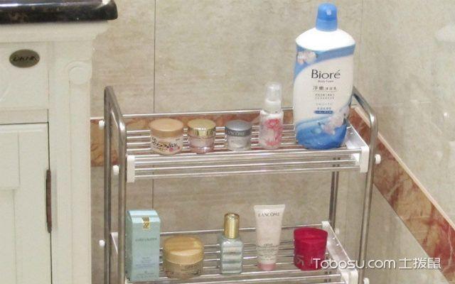 浴室置物架怎么选购承重性